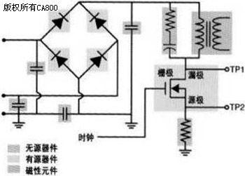 电路 电路图 电子 原理图 350_251