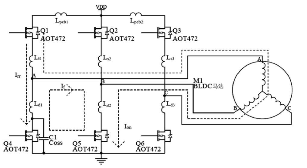 桥式拓扑电路