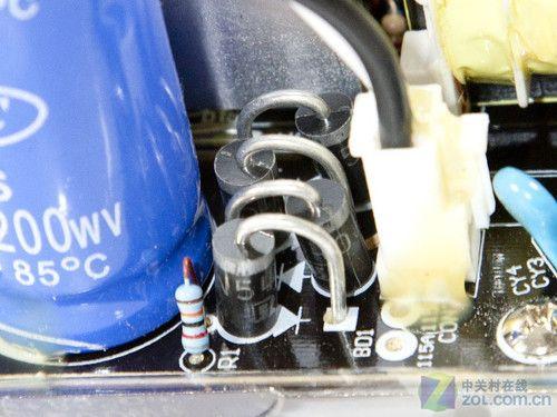 变压器和整流桥电容接线图