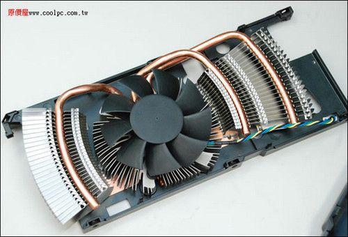 显卡散热器组合