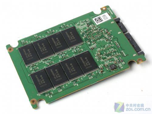 固态硬盘主控缓存介绍   控制器方面,intel 510 250gb固态硬盘并没有