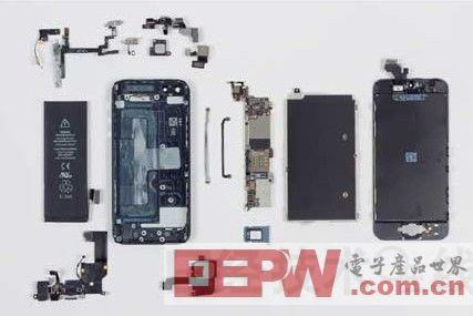 iPhone 5与iPhone 4S拆解对比 更新在哪儿